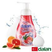 【土耳其dalan】溫和鮮柚洗手慕斯 300ml