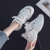 運動鞋 2021智熏女鞋潮新款網紅春百搭超火運動休閒厚底小白鞋【快速出貨八折下殺】