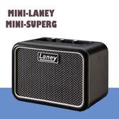 【非凡樂器】Laney【MINI-SUPERG】小音箱/攜帶方便/音質優良/體積易收納/公司貨保固