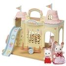 《 森林家族 - 日版 》森林城堡幼稚園禮盒組(附可可兔媽媽+可可兔嬰兒) ╭★ JOYBUS玩具百貨