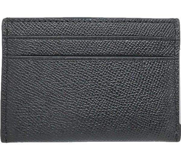 美國 COACH  黑色 高貴名片夾 $930