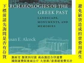 二手書博民逛書店Archaeologies罕見Of The Greek PastY255562 Susan E. Alcock