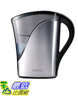 [美國直購 ShopUSA] 10060258357926 Brita Stainless Steel Water Filter Pitcher $1959