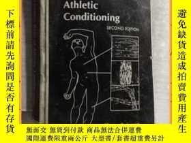 二手書博民逛書店英文書罕見scientific basis of athletic conditioning 運動條件反射的科學基