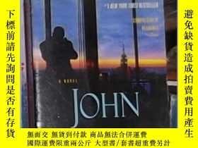 二手書博民逛書店英文原版罕見《 The Associate 》 John Gri