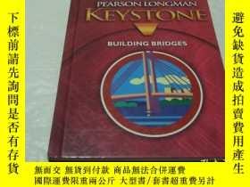二手書博民逛書店KEYSTONE罕見BUILDING BRIDGESY17081