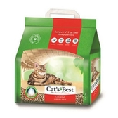 國際貓家 Cat's Best 凱優紅標凝結木屑砂10L*六包組-箱購