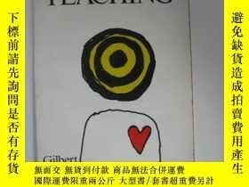 二手書博民逛書店The罕見Art of TEACHING教學藝術 Gilbert