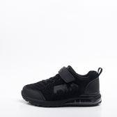 FILA  氣墊慢跑鞋-黑 3-J409S-000