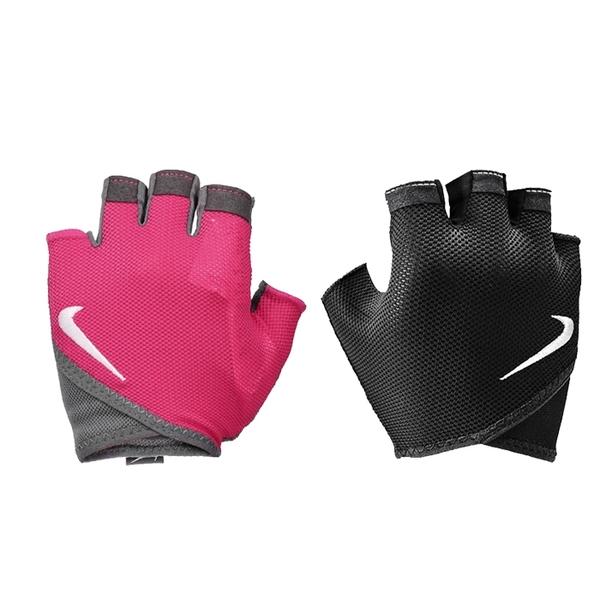 NIKE 重訓手套 女子基礎健身手套 GYM ESSENTIAL手套 半指手套 健身房 N0002557