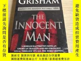 二手書博民逛書店JOHN罕見GRISHAM THE INNOCENT MAN(英