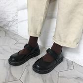 娃娃鞋 春季新款日系森女風學生軟妹小皮鞋百搭 彩希精品鞋包