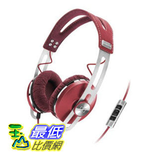 [103 美國直購] 紅色 Sennheiser 耳機 Momentum On-Ear Headphone