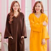 【Wonderland】甜美舒適居家休閒洋裝2件組