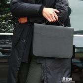 A4多功能經理文件夾手提式公文包簡約多功能銷講夾鳳琴夾合同夾    易家樂