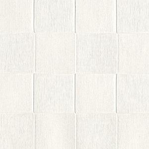歐NINE壁紙-白色方格 19101