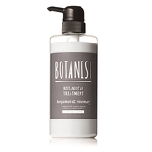 BOTANIST 植物性潤髮乳490ml(黑炭潔淨型)