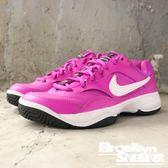 NIKE WMNS NIKE COURT LITE 紫白 慢跑鞋 女 (布魯克林) 845048-500