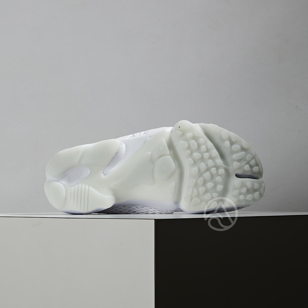 Nike Air Rift BR 女 白 忍者鞋 魔鬼氈 休閒鞋 848386-100