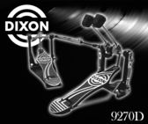 【小麥老師樂器館】DIXON PP9270D 9270 大鼓雙踏板 附鼓鎖 大鼓踏板 踏板 爵士鼓踏板 爵士鼓 電子鼓