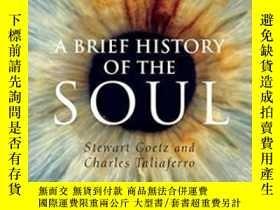 二手書博民逛書店A罕見Brief History Of The SoulY255562 Stewart Goetz Wiley