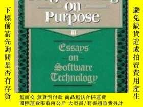 二手書博民逛書店Programming罕見On Purpose IiiY256260 P. J. Plauger Prenti