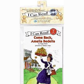 【麥克書店】An I Can Read : COME BACK AMELIA BEDELIA / 英文讀本CD/ 汪培廷的英文書單