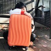 韓版小清新行李箱女小型拉桿箱萬向輪旅行箱密碼箱20/24/28寸  艾尚旗艦店