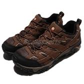 Merrell 戶外鞋 Moab 2 GTX 咖啡 黑 Gore-Tex 防水 透氣 越野 休閒鞋 運動鞋 男鞋【ACS】 ML06041