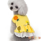 狗狗衣服寵物夏季貓咪薄款小型犬衣服公主范可愛【倪醬小鋪】