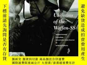 二手書博民逛書店Uniforms罕見Of The Waffen-ss Sports And Drill Uniforms bla