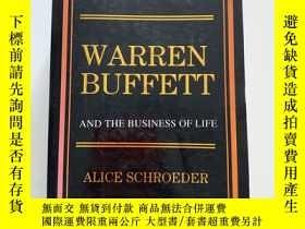 二手書博民逛書店The罕見SnowballY2670 Warren Buffet