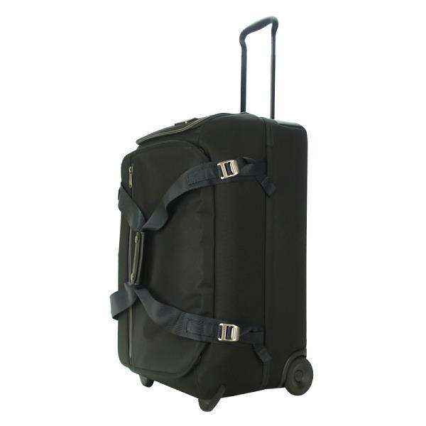 【南紡購物中心】TUMI MERGE 簡約商務手提/行李箱-37cm/黑