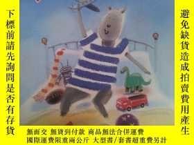 二手書博民逛書店Z7罕見TOY TROUBLE 外文原版 全綵圖Y16651 J