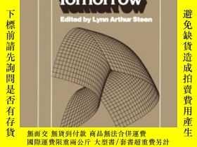 二手書博民逛書店Mathematics罕見Tomorrow-數學明天Y436638 L.a. Steen Springer,