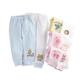 【2件入】童裝兒童內衣長褲 純棉居家服日本提花精梳棉睡褲-JoyBaby