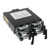 [富廉網] ICY DOCK MB996SP-6SB 6轉1 SATA熱抽拔模組