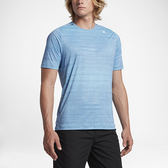 Hurley WET/DRY ICON PRINT SHORT SLEEVE SHIRT 衝浪T恤-DRI-FIT-藍(男)