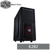 【免運費】CoolerMaster 黑化機殼 K282 ATX / RC-K282-KKN1
