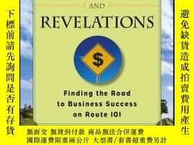 二手書博民逛書店Roadmaps罕見and Revelations: Finding the Road to Business S