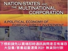 二手書博民逛書店Nation-states罕見And The Multinational CorporationY255174