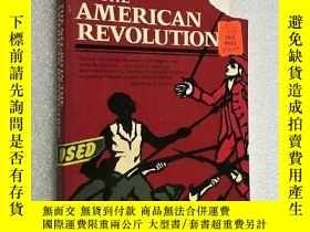 二手書博民逛書店he罕見Negro In The American Revolu