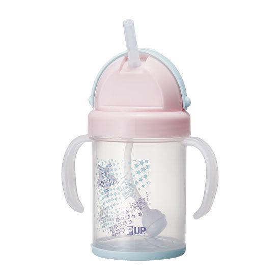 奇哥 PUP彩繪立體練習杯 吸管 (適用於CNF30900Z)