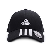 ADIDAS 3-STRIPES 棒球帽 黑 FK0894