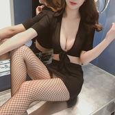 情趣內衣性感秘書小胸奶子夜店騷裝露乳騷制服激情套裝用品血滴子