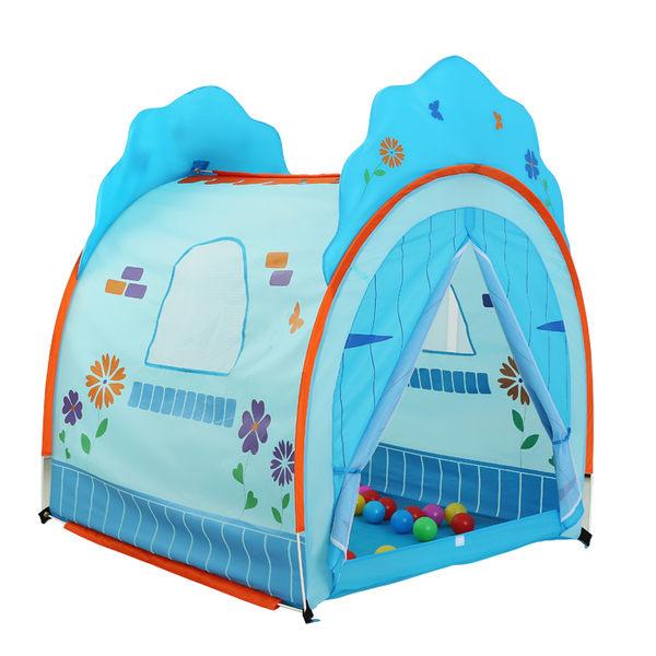 兒童帳篷游戲屋波波球海洋球池室內男孩玩具屋女孩公主房寶寶家用【全館低價限時購】