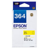 EPSON T364450原廠墨水匣 (黃)★適用機型:XP-245/XP-442