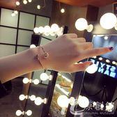 韓版手鏈女簡約手環學生清新首飾森系閨蜜手飾品個性百搭韓國手鐲