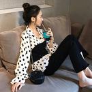 2019秋季新款網紅洋氣t恤女長袖收腰顯瘦設計感小?上衣打底襯衣