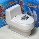 【超取199免運】搞怪創意整人玩具-噴水小馬桶 噴水馬桶蓋 交換禮物/聖誕禮品